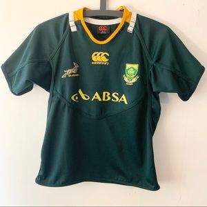 CANTERBURY | South Africa Youth Rugby Union Jersey